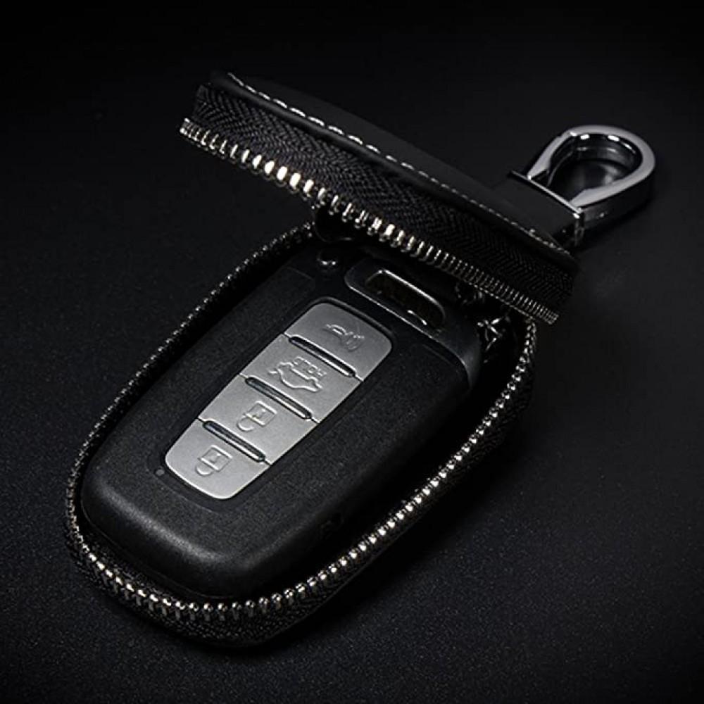 Δερμάτινο Μπρελόκ για κλειδί αυτοκινήτου με Αρχικά