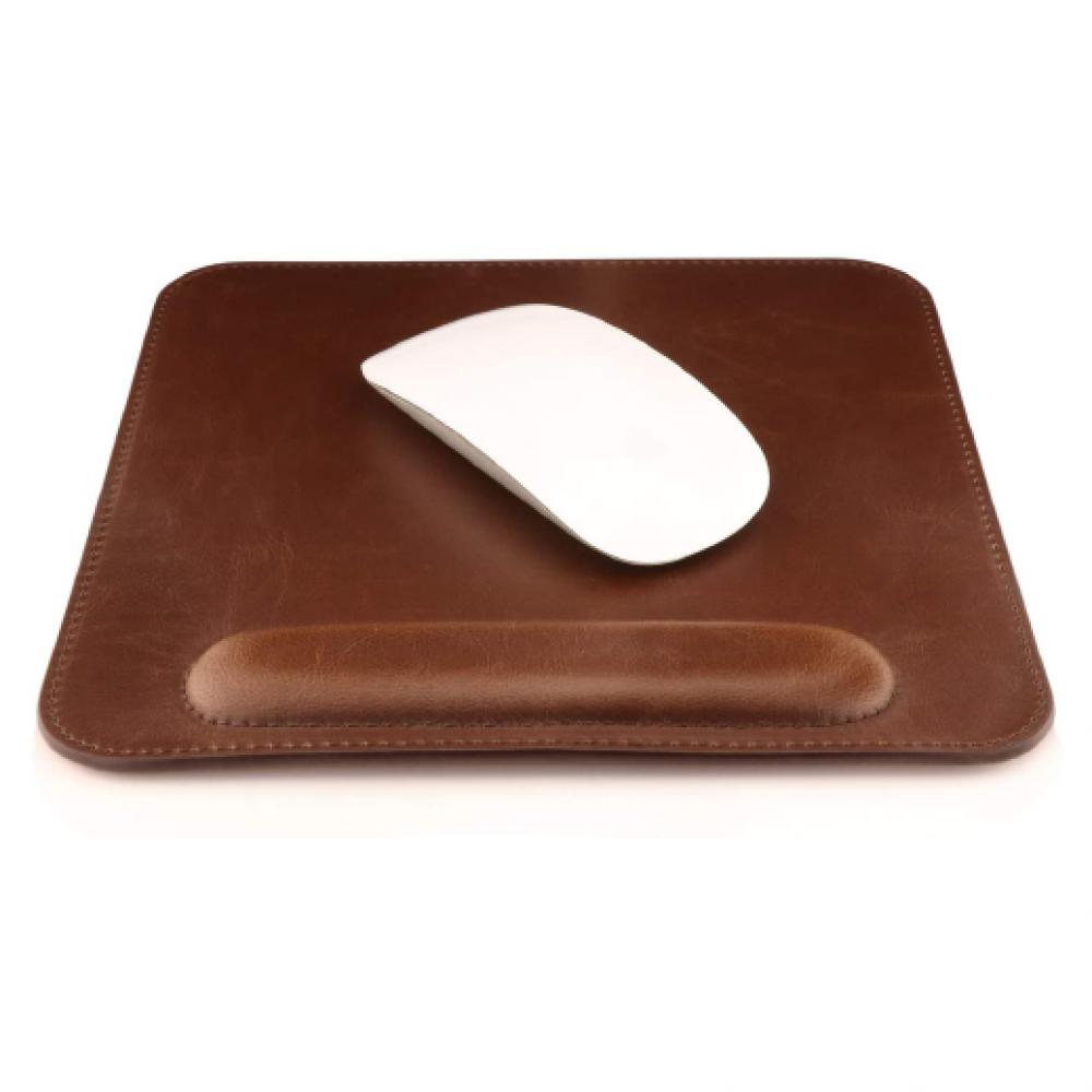 Δερμάτινο Mouse Pad με στήριγμα καρπού, Όνομα