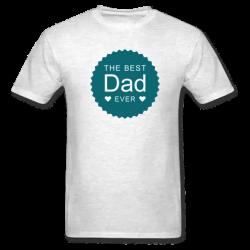 Μακό Δώρο για Άνδρες, The Best Dad Ever