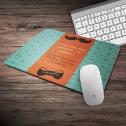 Mouse Pad για το γραφείο με Ονόματα, Μήνυμα