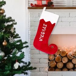 Κόκκινη Μπότα για Δώρα, Διακοσμητική με Όνομα