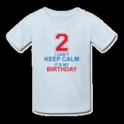 Δώρο Γενεθλίων Μπλούζα με Όνομα και Αριθμό Ηλικίας
